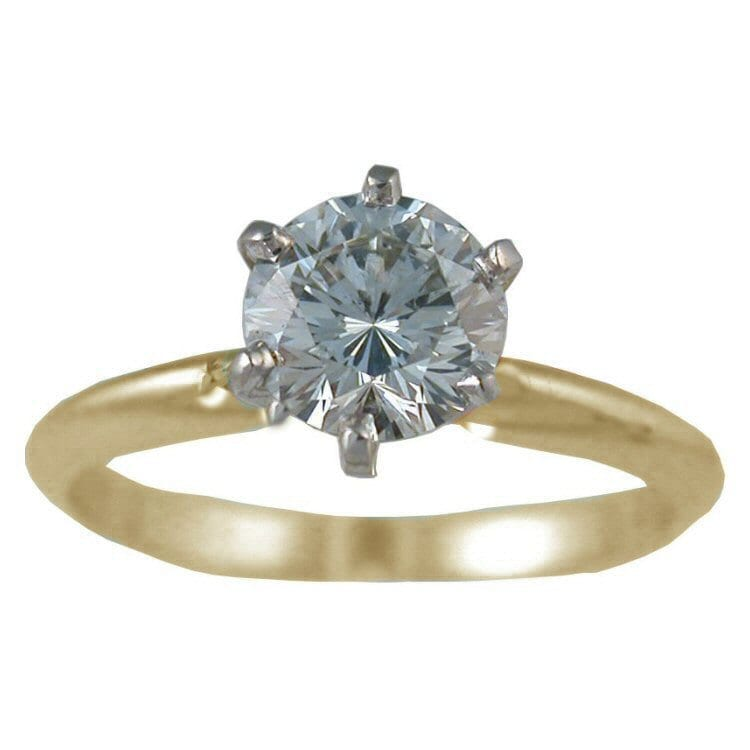 Diamond Engagement Rings & Solitaires