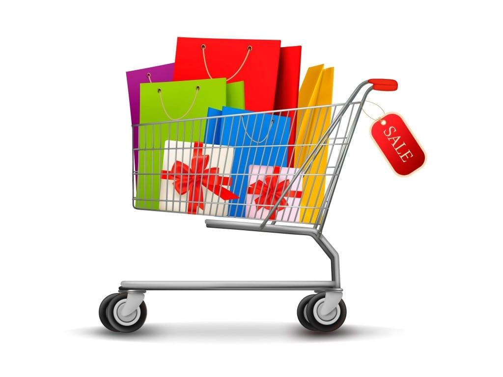 shopping cart3