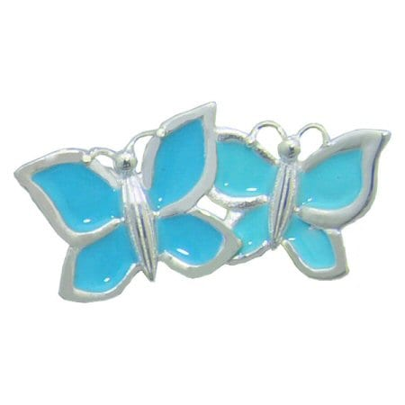 Double Butterfly Convertible Clasp