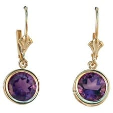 Amethyst Leverbacks
