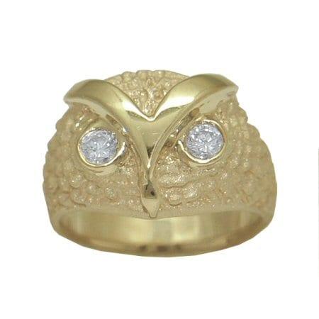 Sandblasted Owl