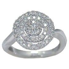 0.50 cttw. diamond ring