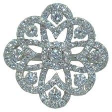 1.92 cttw. Diamond Ring