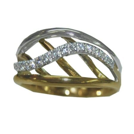0.11 cttw. Diamond RIng