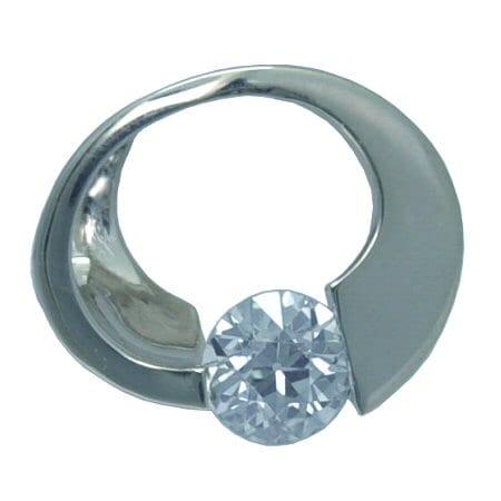 Contemporary Diamond Slide