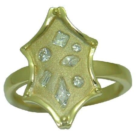 0.31cttw. Diamond Ring