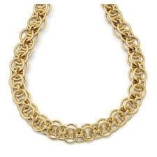 Quadruple Link Bracelet