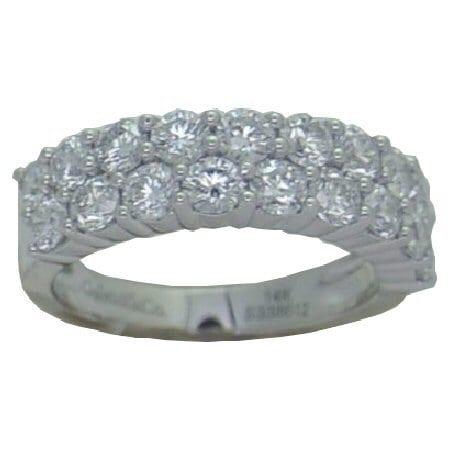 2.01 cttw Diamond Ring
