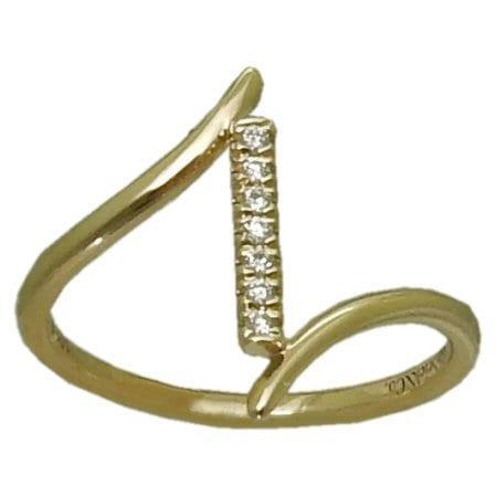 0.04 cttw. Diamond Ring