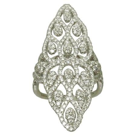 1.46 cttw. Diamond Ring