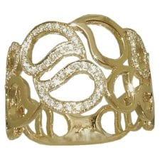 0.24 cttw. Diamond Ring