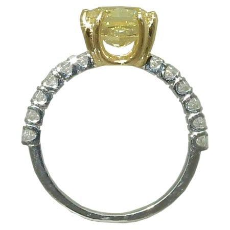 Yellow Diamond Side