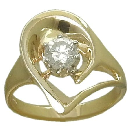 0.48 ct. Diamond Ring