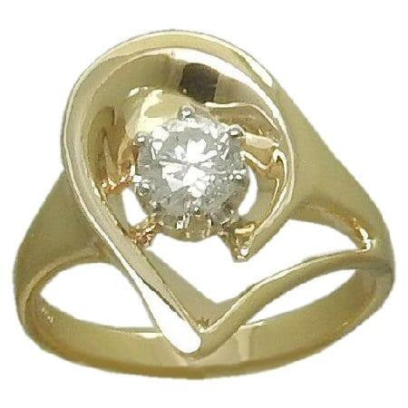 0.48 ct. Diamond Ring
