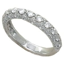 0.41 cttw. Diamond Ring