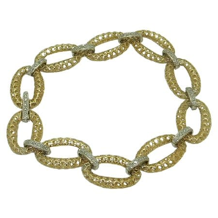 0.12 cttw. Diamond Bracelet