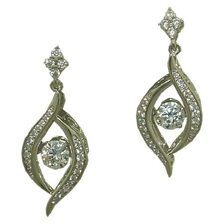Dancing Dangle Earrings