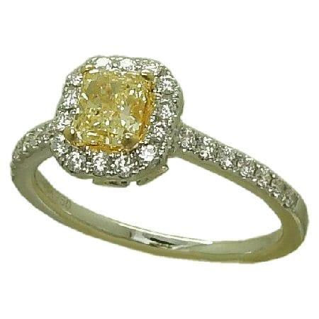 0.98 cttw. Diamond Ring