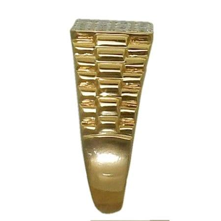 0.64 cttw. Diamond Ring in 14 karat yellow gold
