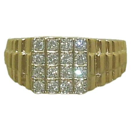 rolex diamond ring