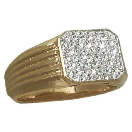 0.47 cttw. Diamond Ring
