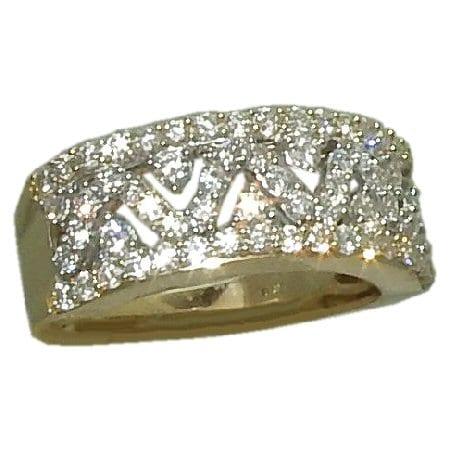 1.0 cttw. Diamond Ring