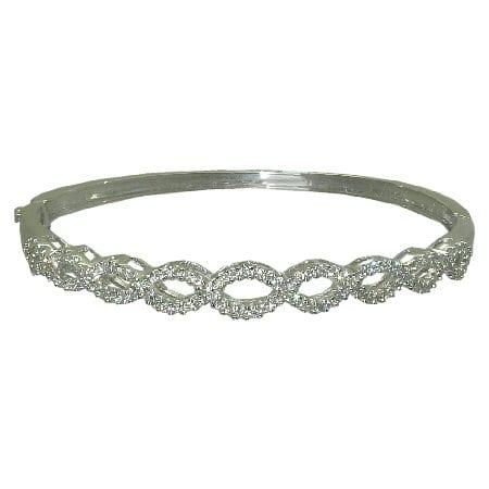 0.85 cttw. Diamond Bracelet