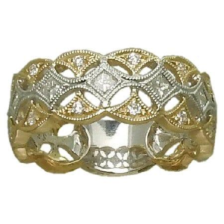 0.43 cttw. Diamond Ring