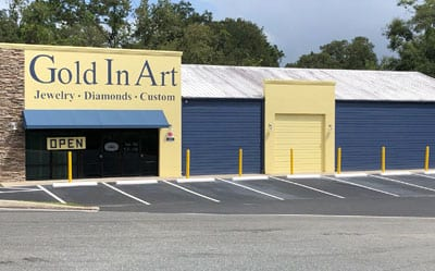 Image of Gold In Art 103 Clay Ave Lady Lake, FL