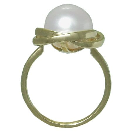 Pearl ring side