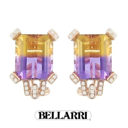 Bellarri Ametrine earrings