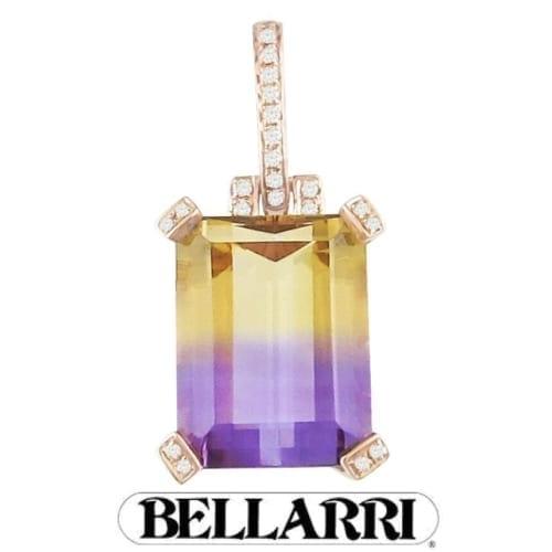 Bellarri Ametrine pendant