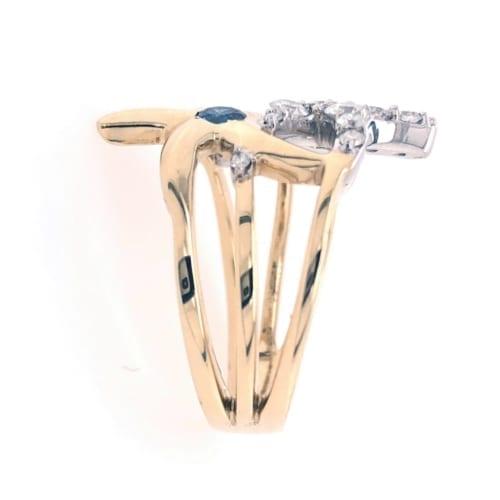 Starfish ring side