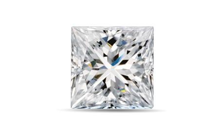 Princess cut diamond