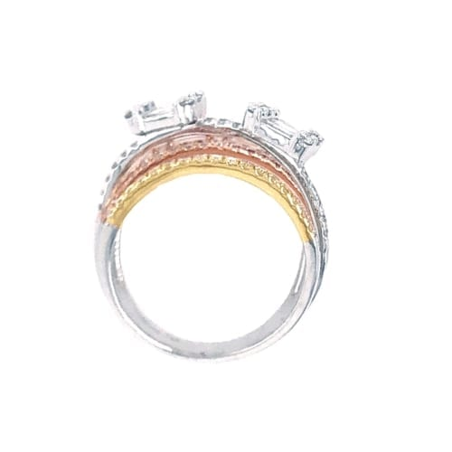 Bellarri Diamond Ring Side
