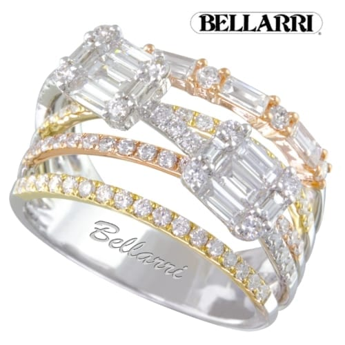 Bellarri Diamond ring front