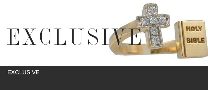 Exclusive Jewelry from Gold In Art Jewelry