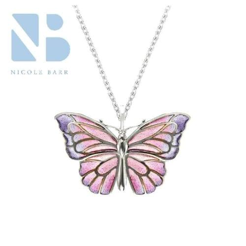butterfly neckalce