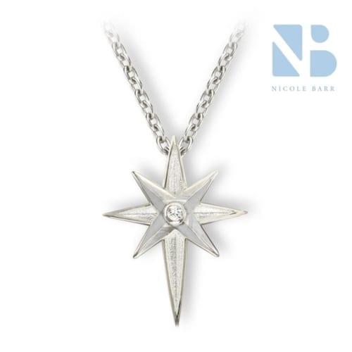 Bethlehem Star Necklace